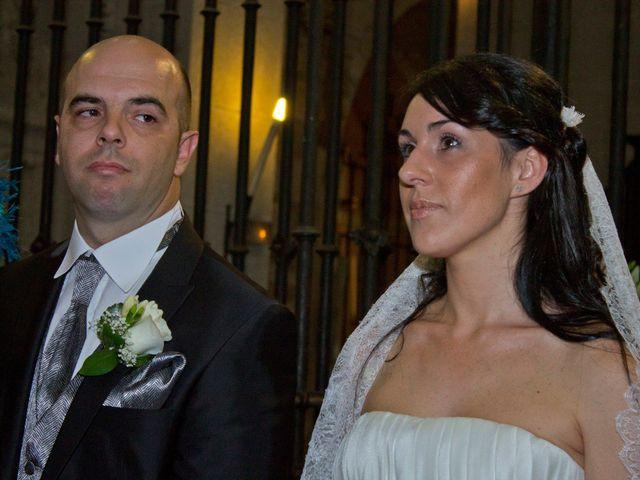 La boda de Luismi y Sara en Casar De Caceres, Cáceres 21