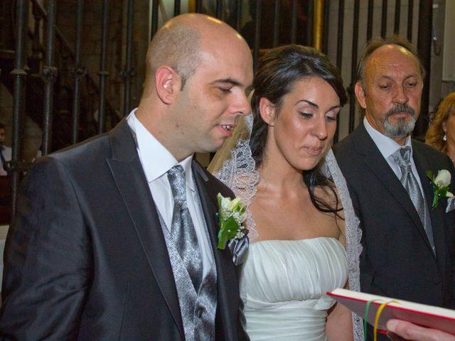 La boda de Luismi y Sara en Casar De Caceres, Cáceres 22