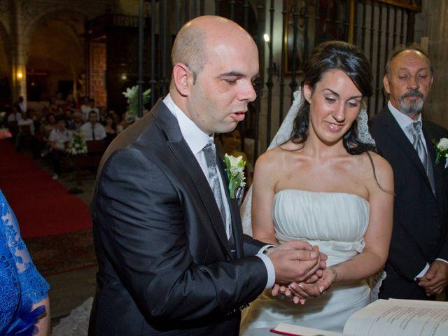 La boda de Luismi y Sara en Casar De Caceres, Cáceres 25