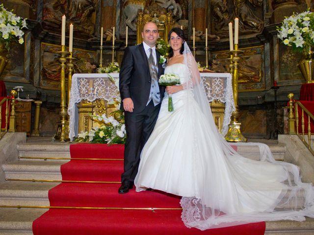 La boda de Luismi y Sara en Casar De Caceres, Cáceres 27