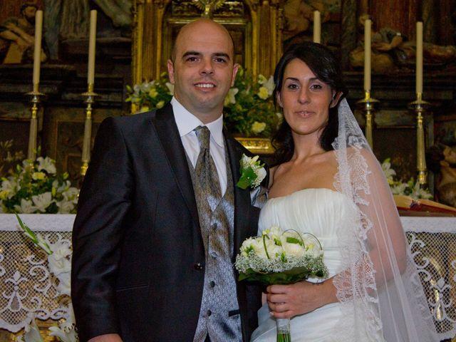 La boda de Luismi y Sara en Casar De Caceres, Cáceres 28