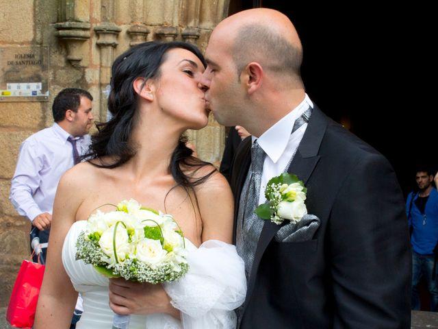 La boda de Luismi y Sara en Casar De Caceres, Cáceres 30