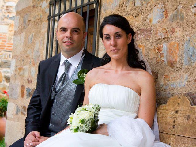 La boda de Luismi y Sara en Casar De Caceres, Cáceres 35