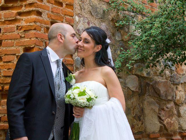 La boda de Luismi y Sara en Casar De Caceres, Cáceres 37