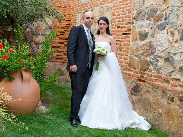 La boda de Luismi y Sara en Casar De Caceres, Cáceres 40