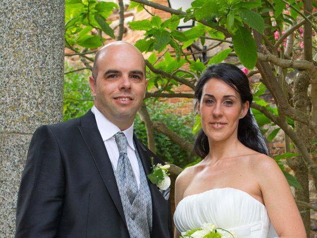 La boda de Luismi y Sara en Casar De Caceres, Cáceres 41