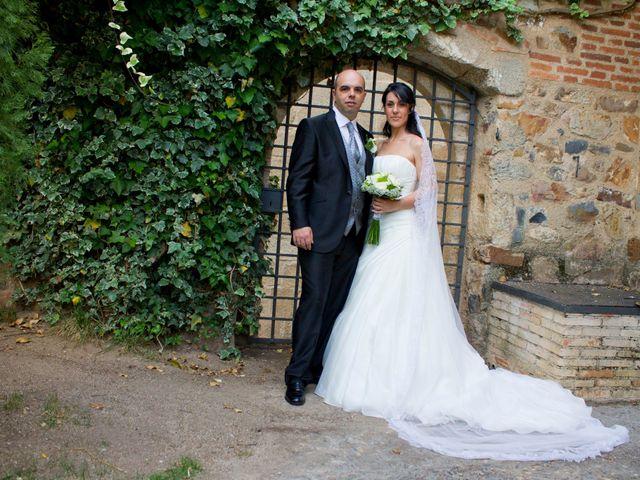 La boda de Luismi y Sara en Casar De Caceres, Cáceres 42