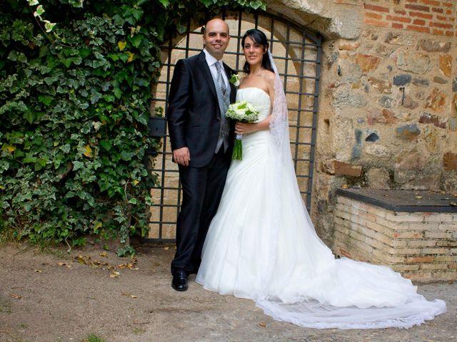 La boda de Luismi y Sara en Casar De Caceres, Cáceres 43