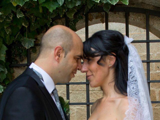La boda de Luismi y Sara en Casar De Caceres, Cáceres 45
