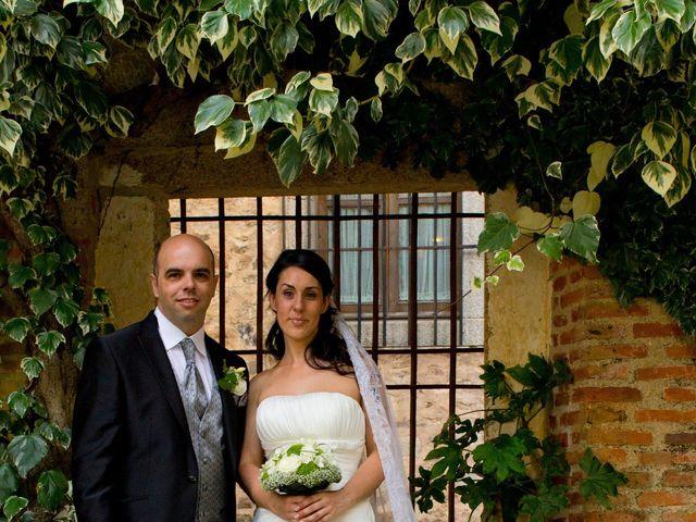 La boda de Luismi y Sara en Casar De Caceres, Cáceres 47