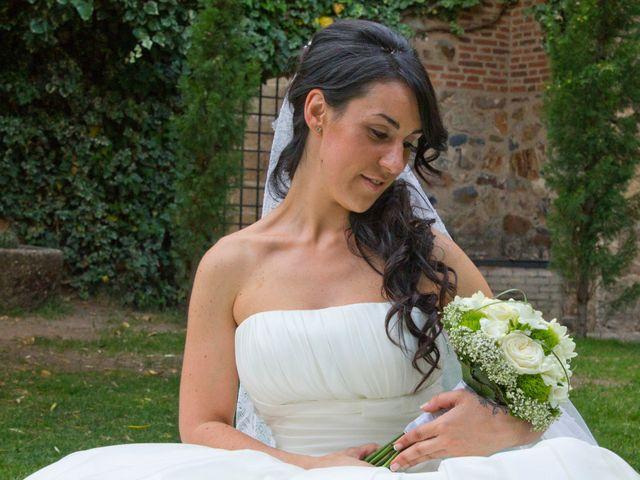 La boda de Luismi y Sara en Casar De Caceres, Cáceres 49