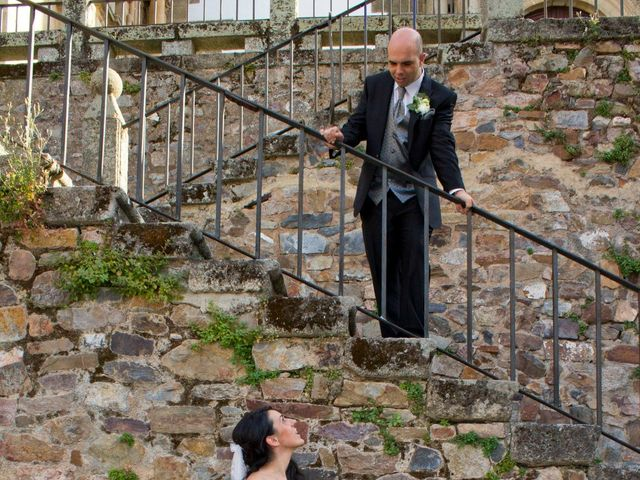 La boda de Luismi y Sara en Casar De Caceres, Cáceres 51