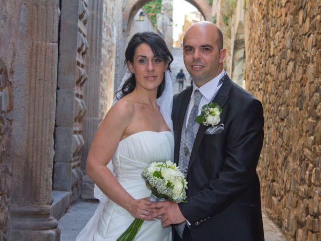 La boda de Luismi y Sara en Casar De Caceres, Cáceres 58