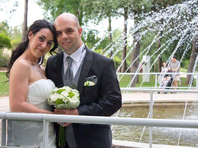 La boda de Luismi y Sara en Casar De Caceres, Cáceres 60