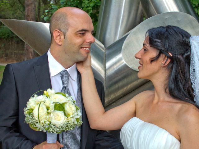 La boda de Luismi y Sara en Casar De Caceres, Cáceres 62
