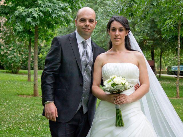 La boda de Luismi y Sara en Casar De Caceres, Cáceres 63
