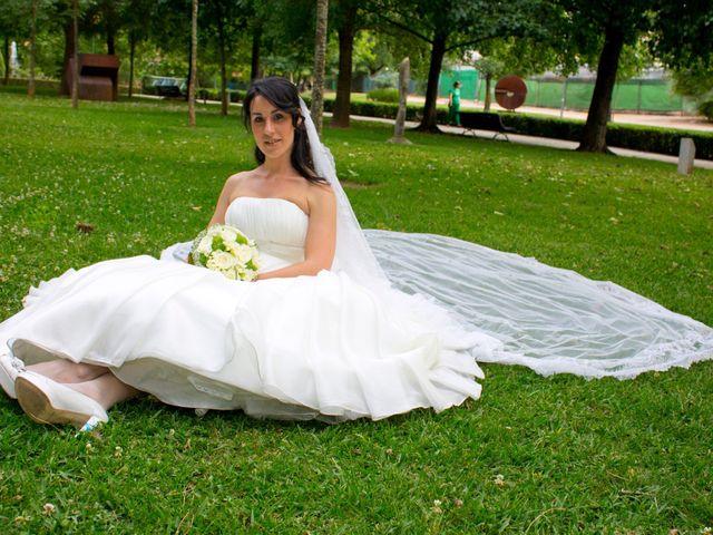 La boda de Luismi y Sara en Casar De Caceres, Cáceres 64