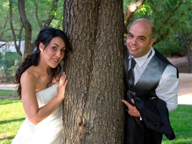 La boda de Luismi y Sara en Casar De Caceres, Cáceres 69
