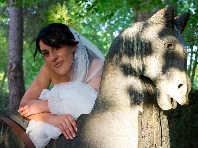La boda de Luismi y Sara en Casar De Caceres, Cáceres 72