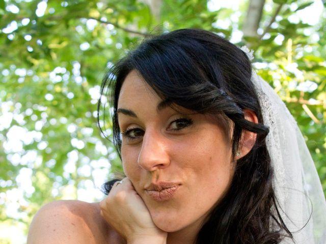 La boda de Luismi y Sara en Casar De Caceres, Cáceres 73