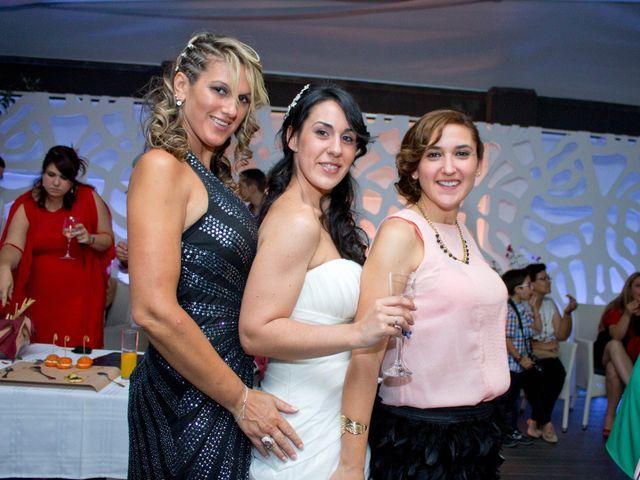 La boda de Luismi y Sara en Casar De Caceres, Cáceres 78