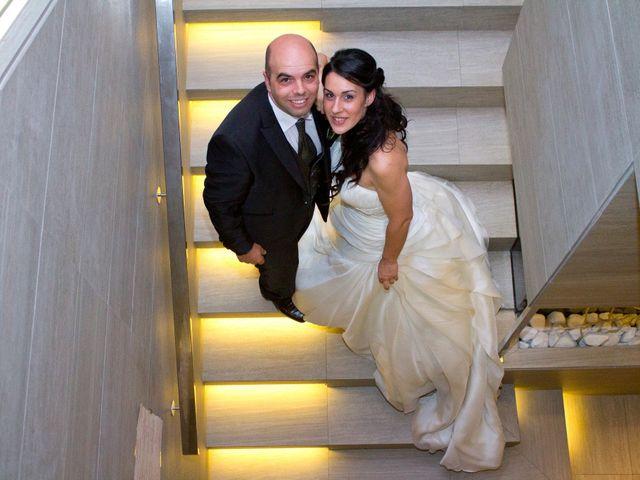 La boda de Luismi y Sara en Casar De Caceres, Cáceres 79