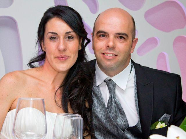 La boda de Luismi y Sara en Casar De Caceres, Cáceres 81