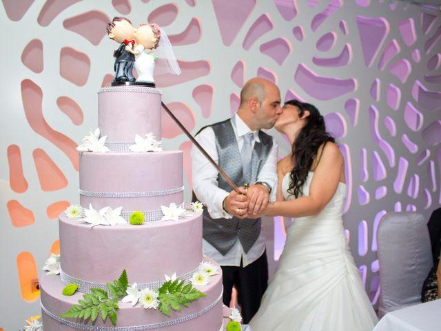 La boda de Luismi y Sara en Casar De Caceres, Cáceres 85