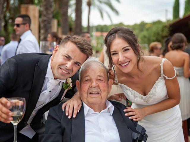 La boda de Maite y Alberto en Alginet, Valencia 23