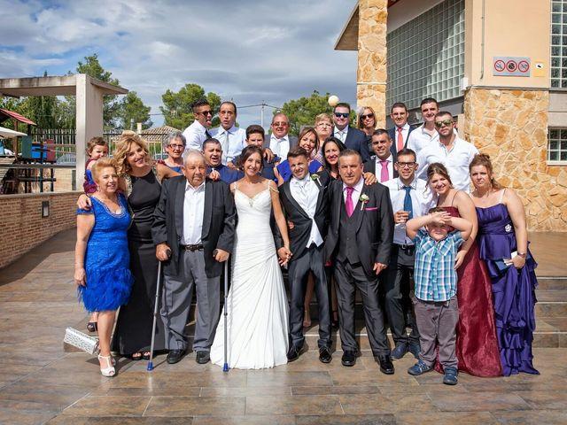 La boda de Maite y Alberto en Alginet, Valencia 27