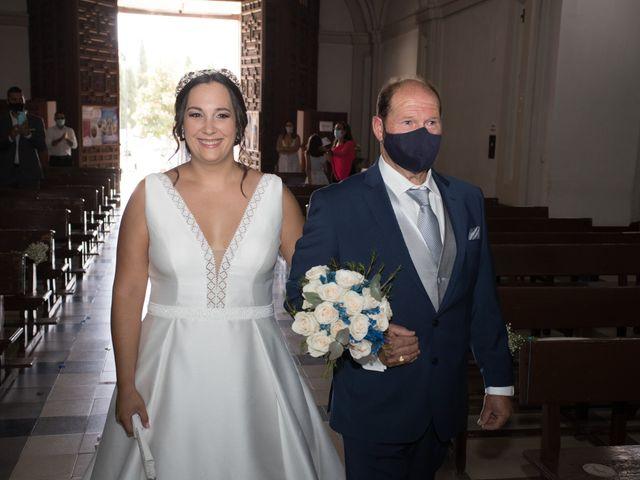 La boda de Lourdes y David en Antequera, Málaga 9