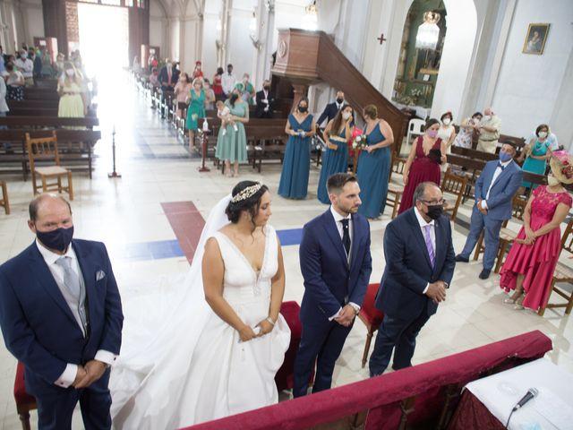 La boda de Lourdes y David en Antequera, Málaga 10