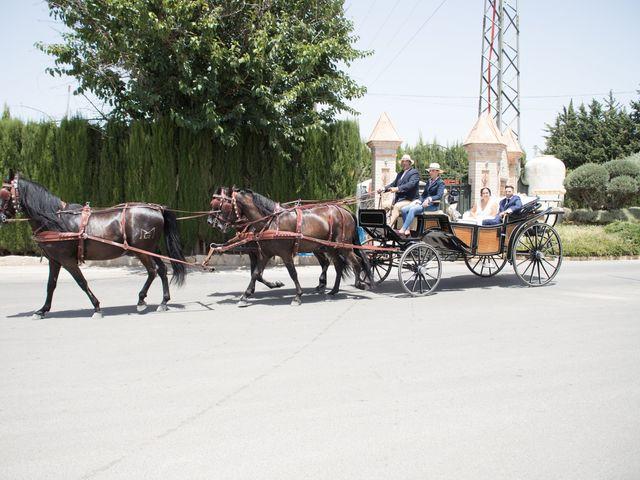 La boda de Lourdes y David en Antequera, Málaga 12