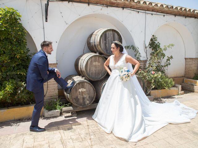 La boda de Lourdes y David en Antequera, Málaga 15