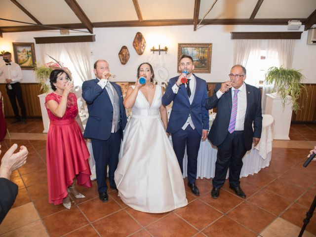 La boda de Lourdes y David en Antequera, Málaga 22