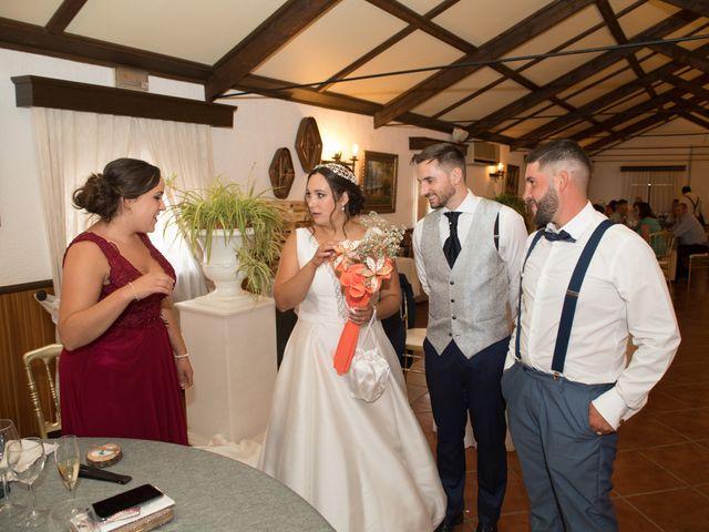 La boda de Lourdes y David en Antequera, Málaga 27
