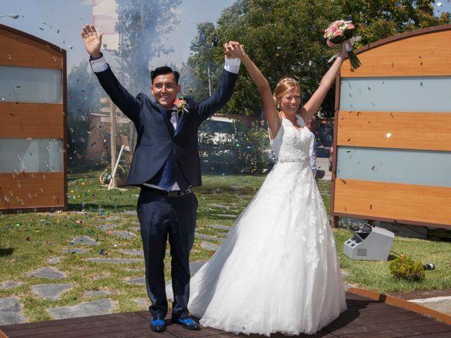 La boda de Alberto y Maria Jose en Medina Del Campo, Valladolid 5