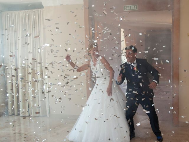 La boda de Alberto y Maria Jose en Medina Del Campo, Valladolid 6