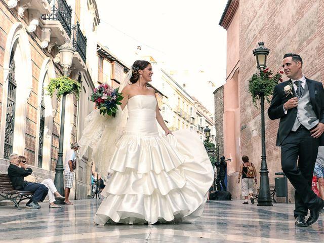 La boda de Jesús y Pilar en Alora, Málaga 1