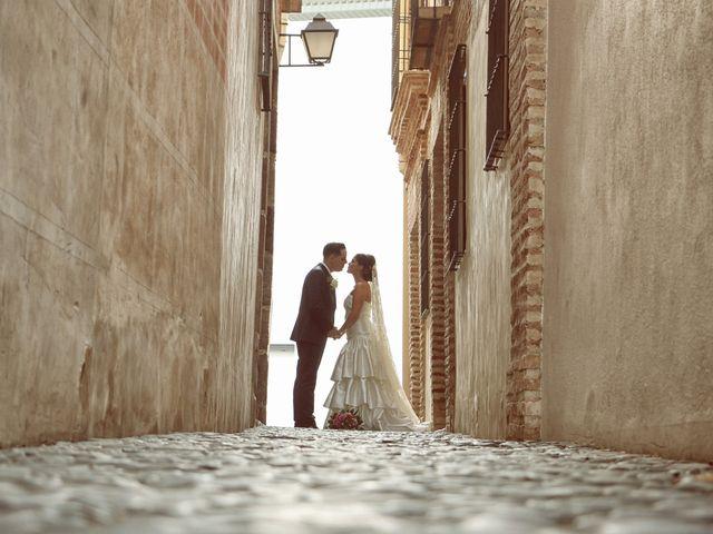 La boda de Jesús y Pilar en Alora, Málaga 8