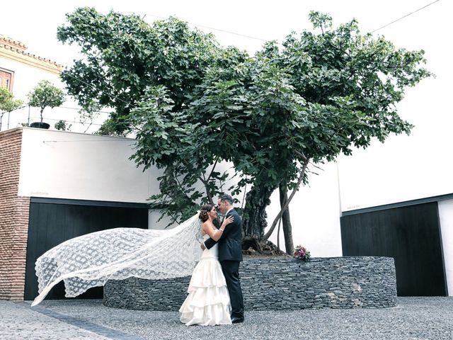 La boda de Jesús y Pilar en Alora, Málaga 10
