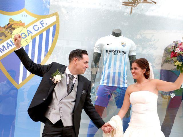 La boda de Jesús y Pilar en Alora, Málaga 11