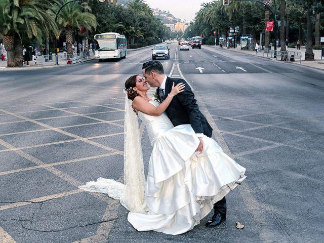 La boda de Jesús y Pilar en Alora, Málaga 12