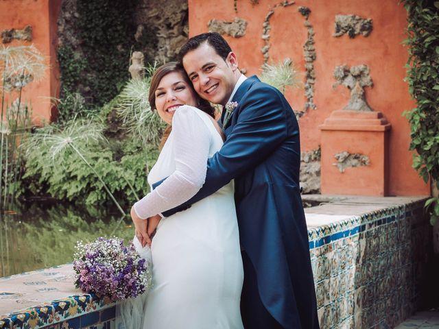 La boda de Carlos y Lara en Sevilla, Sevilla 43