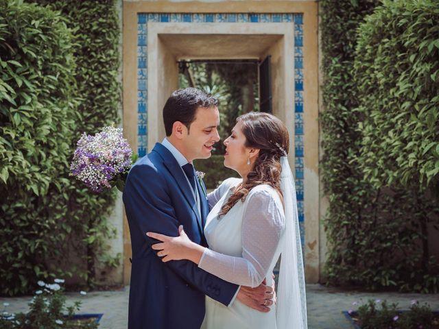 La boda de Carlos y Lara en Sevilla, Sevilla 44