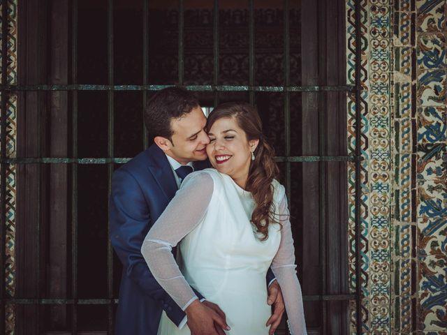 La boda de Carlos y Lara en Sevilla, Sevilla 51