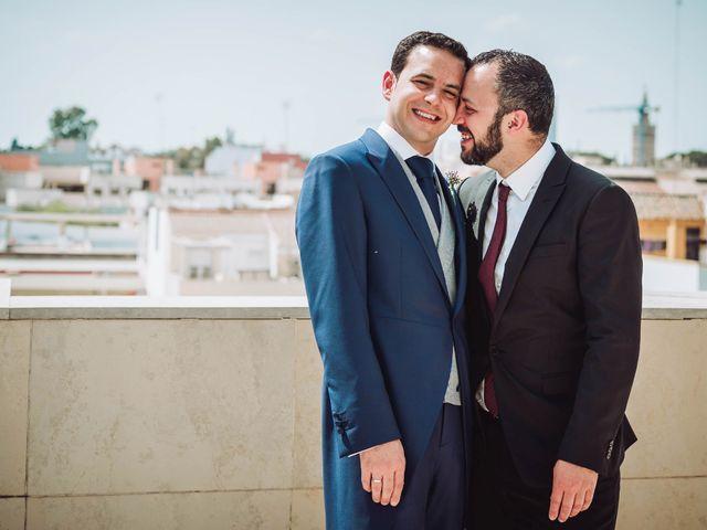 La boda de Carlos y Lara en Sevilla, Sevilla 62