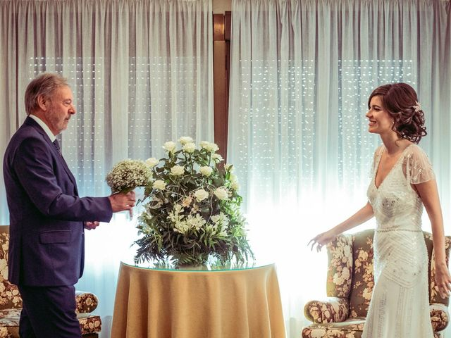 La boda de Rafa y Cristina en Castelló/castellón De La Plana, Castellón 29