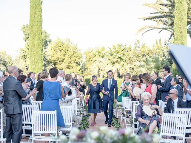 La boda de Rafa y Cristina en Castelló/castellón De La Plana, Castellón 33