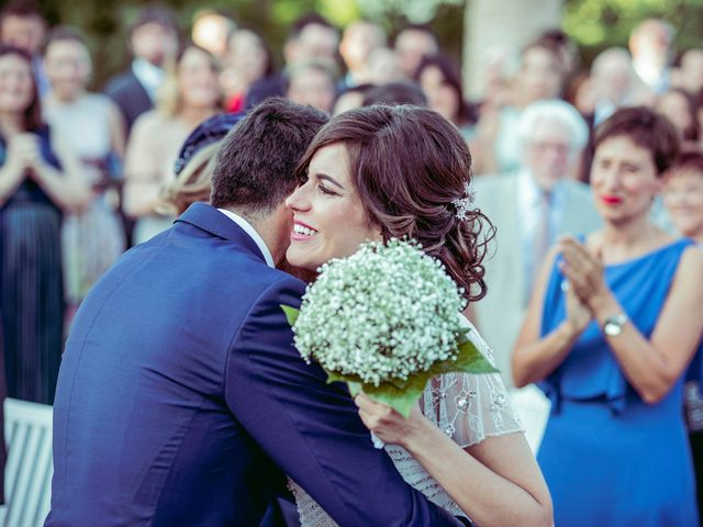 La boda de Rafa y Cristina en Castelló/castellón De La Plana, Castellón 38